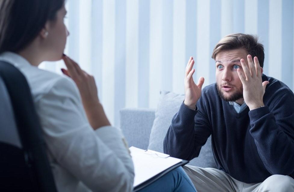 Панический страх психотерапевт