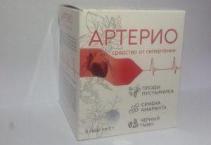 Артерио для чистки сосудов