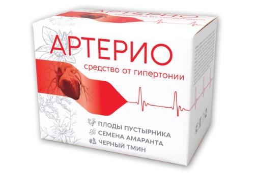 Артерио от давления