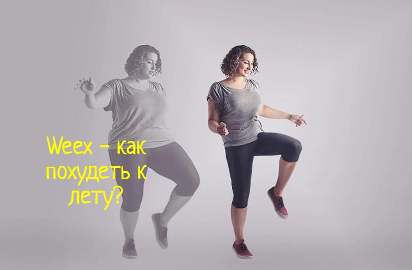 Средство для похудения Weex – инструкция по применению
