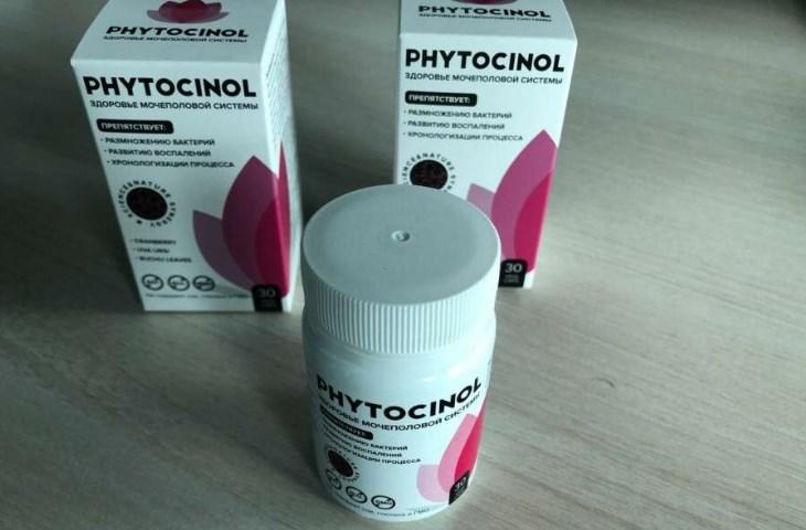 Фитоцинол препарат