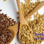 Запор – что делать, как использовать семена льна?