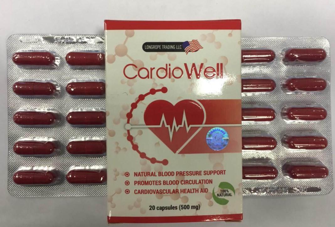 Кардиовелл препарат