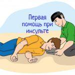 Инсульт - что делать, первая помощь при остром состоянии